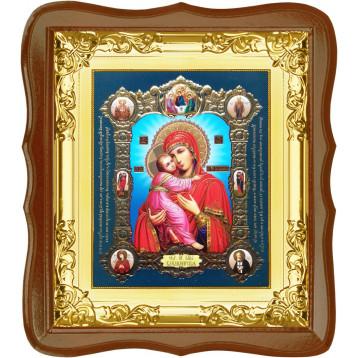 Владимирская икона Божией Матери 5П-ФС-6