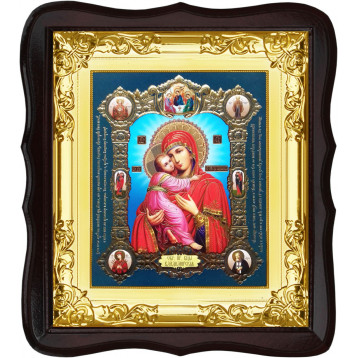 Владимирская икона Божией Матери 5П-ФТ-6