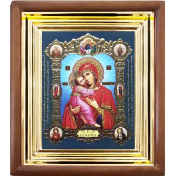Владимирская икона Божией Матери 27П-П-6