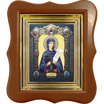 Икона Sf. Parascheva (Параскева) 27П-Ф-26