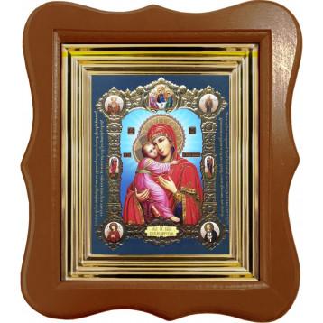 Владимирская икона Божией Матери 27П-Ф-6