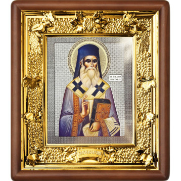 Икона Sf. ierarh. Nectarie (Нектарий) 31-П-165