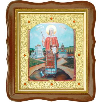 Икона Sfanta Mucenita Filofteia (Филофея) 20-ФС-185