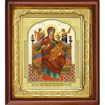 Ікона Всецариця 16-П-31