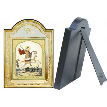 Ікона Святий Георгій Побідоносець 8-ПЛ-32