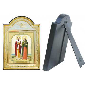 Ікона Кипріян і Юстина 8-ПЛ-35