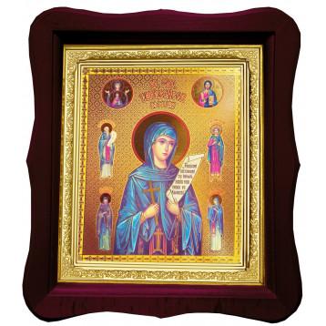 Икона Sf. Parascheva (Параскева) 18-Ф-140