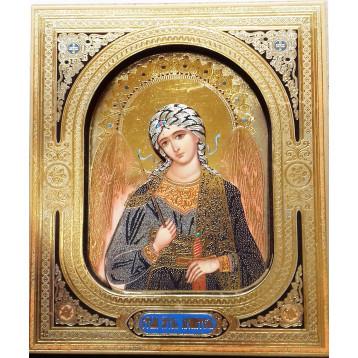 Икона 3-Д Ангела Хранителя 28-3д-П-4