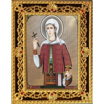 Икона Sfanta Mucenita Filofteia (Филофея) 35-Д-161