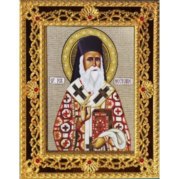 Икона Sf. Nectarie (Нектарий) 35-Д-164