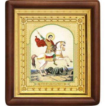 Ікона Святий Георгій Побідоносець 4-П-32