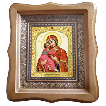 Владимирская икона Божией Матери 22-ФБ-211
