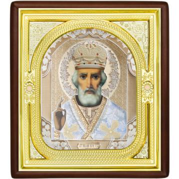 Ікона Миколи Чудотворця, лик Софрон 1-П-29