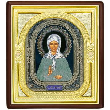Ікона Матрона Московська, лик Софрон 1-П-38