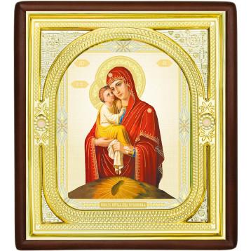 Почаївська ікона Божої Матері, лик Тропар 1-П-51