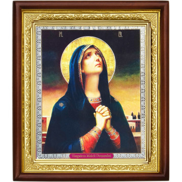 Икона Tanguirea Maicii Domnului (Скорбящая) 18-П-167