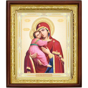Владимирская икона Божией Матери 18-П-30