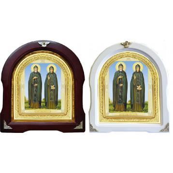 Ікона Петро і Февронія 12-А-49