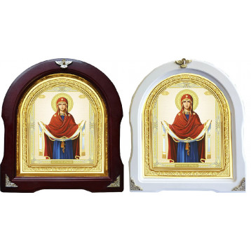 Ікона Покров Пресвятої Богородиці 12-А-50