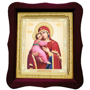 Владимирская икона Божией Матери 18-Ф-30