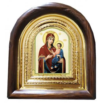 Иверская икона Божьей Матери 11-А-34