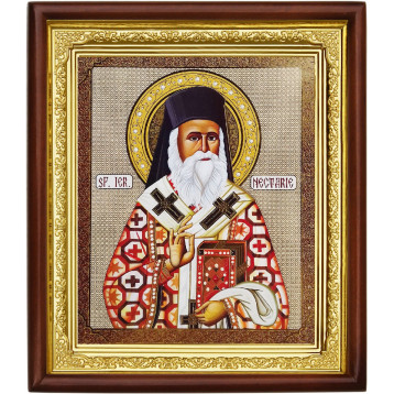 Икона Sf. Nectarie (Нектарий) 18-П-164
