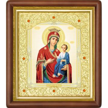 Иверская икона Божьей Матери 20-П-34