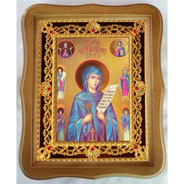 Икона Sf. Parascheva (Параскева) 35-Ф-140