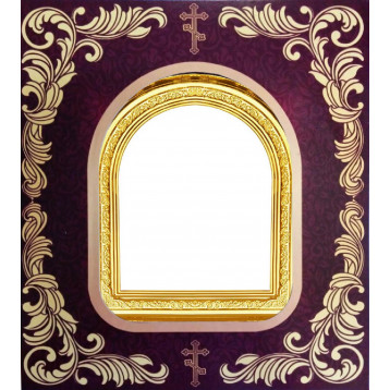 Ікона Трійця старозавітна (ікона Андрія Рубльова) 12-А-62