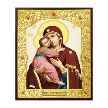Владимирская икона Божией Матери 22-Д-30