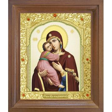 Владимирская икона Божией Матери 25-П-30